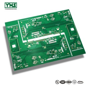 Reasonable price for Metal Core Pcb For Led - Wholesale OEM Iso Certificated Electronic Assembly Assembled Printed Circuit Board (pcb) With Electronic Components – Yongmingsheng