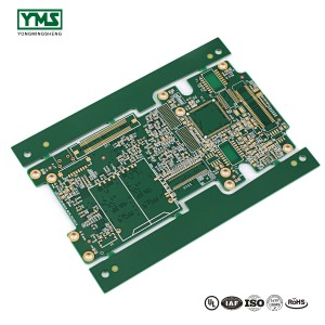 High Quality for China Multilayer Fr-4 Blind Buried Hole Immersion Gold HDI PCB Printed Circuit Board