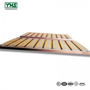 Dobleng sided metal core pcb Copper Base High Power Metal core Board |  YMS PCB