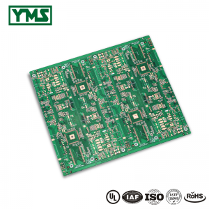 Best quality 2layer Alu Core Pcb - HDI printed circuit boards 8Layer 2 Step HDI Board| YMS PCB – Yongmingsheng