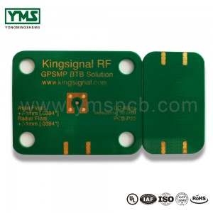 Metal core PCB esishunyekiwe uhlamvu lwemali pcb Thermal Management |  YMSPCB