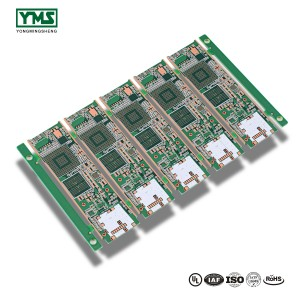 New Arrival China 1layer Pcb - 12Layer Immersion Gold HDI | YMS PCB – Yongmingsheng