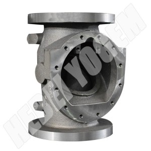 Fast delivery Metal Drawing Housing -