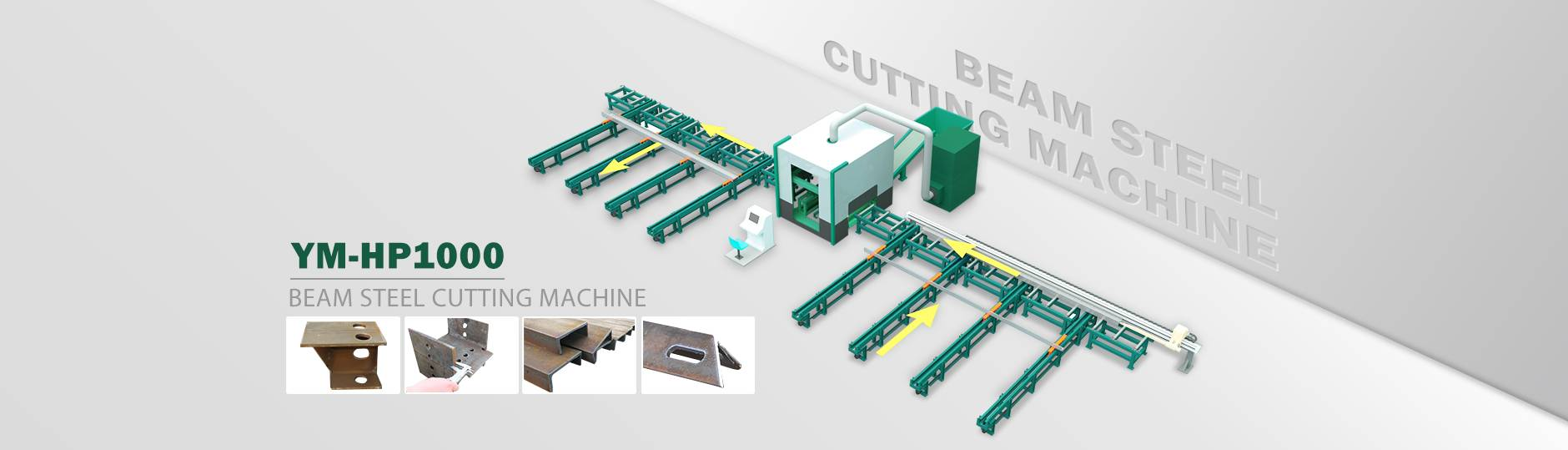 beam cutting machine