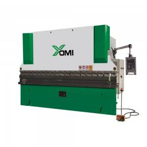 Synchronous torque simple CNC bending machine