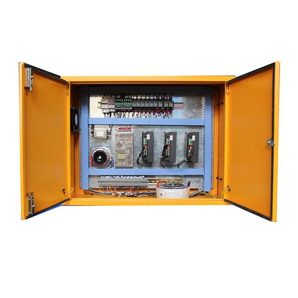 Quality Inspection for Metal Cutting Machine -