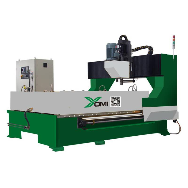 CNC Plate Drilling Machine Featured Image