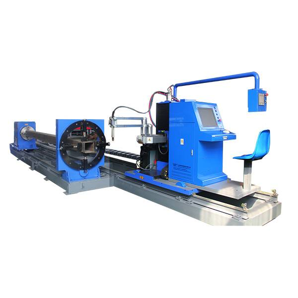China wholesale Cnc Pipe Profile Cutting Machine -