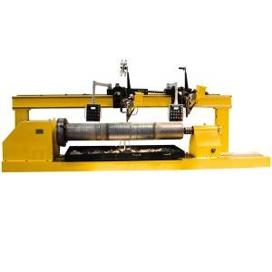 OEM/ODM Factory Cnc Intersection Cutting Machine -