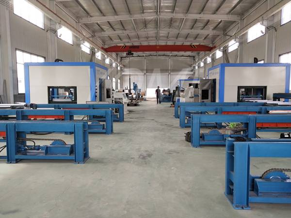 Another H Beam Cutting Machine Sent to Customer Factory