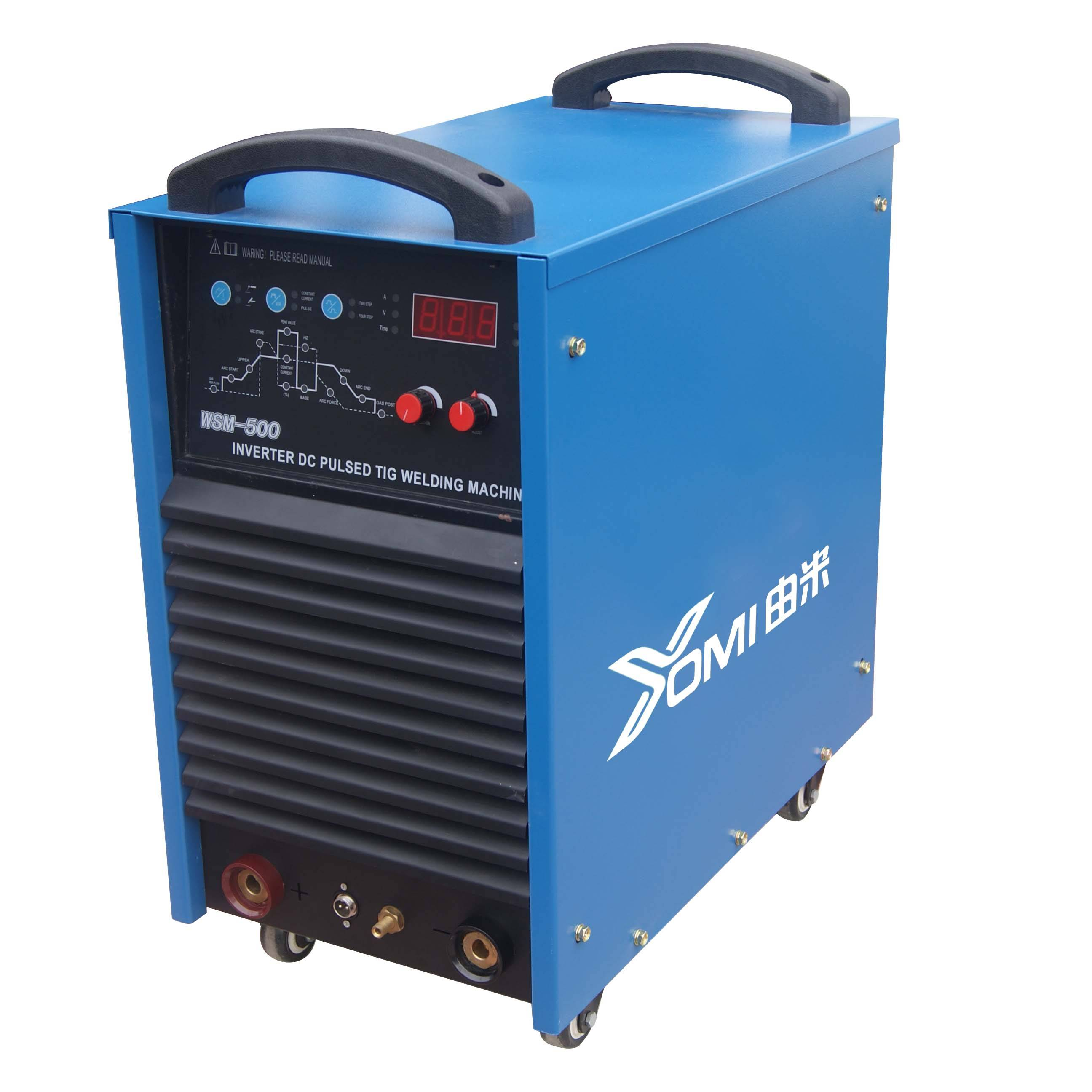 Special Design for Portable Tig Welding Machine -