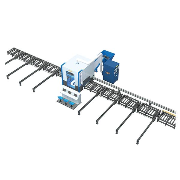 Factory supplied Pipe And Tube Cutting Line -