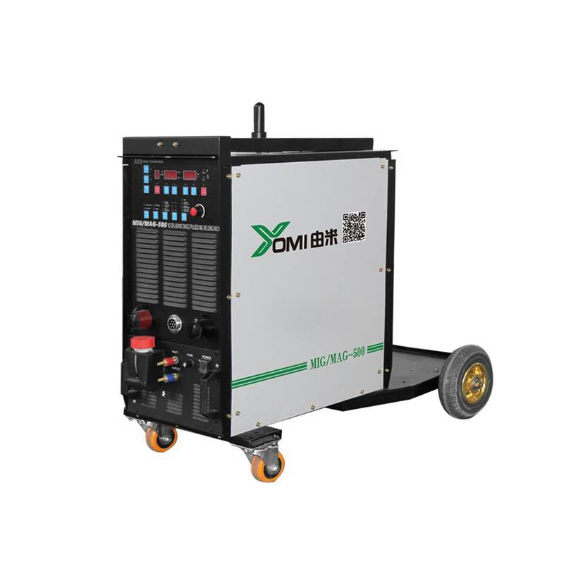 MIG/MAG-280/400/500 (Integral) High Speed Single Pulse MIG Welding Power Source Featured Image