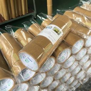 Brown Adhesive Tape For Packing Carton