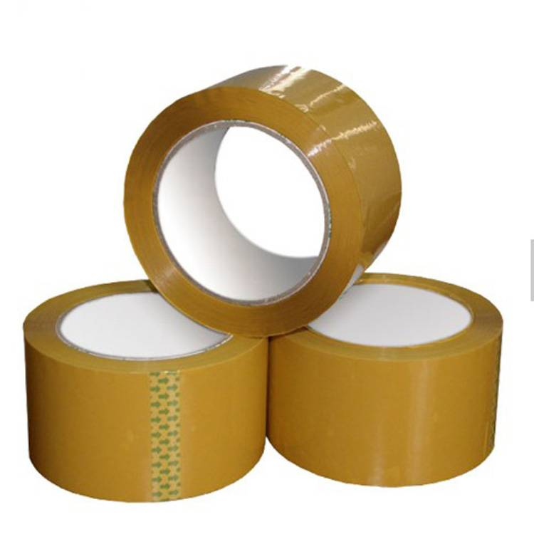 """6 Rolls CLEAR Packaging Parcel Tape 1/"""" 24mm x 66M Cheap Quality"""