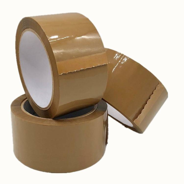 Premium Grade Brown Self Adhesive Bopp Packing Tape Featured Image
