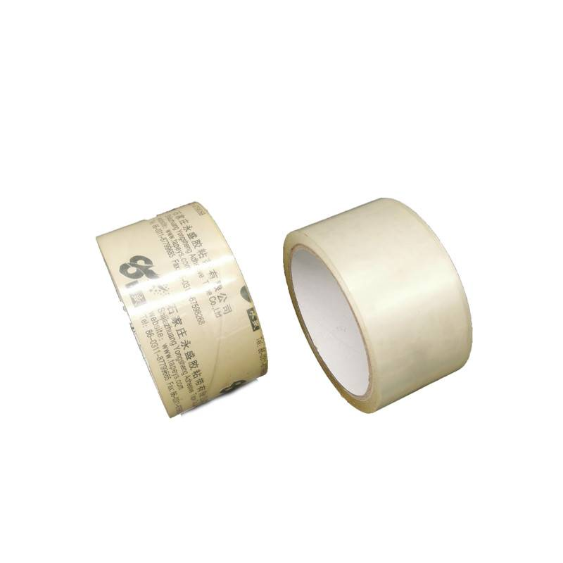 bopp Acrylic Adhesive Tape 50mm width for carton sealing Featured Image