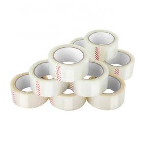 Carton Packaging Bopp Adhesive Tape Clear