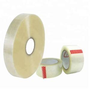 Eco Friendly Adhesive Carton Packaging Bopp Packing Tape