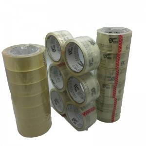 43mic Clear OPP Tape for carton package