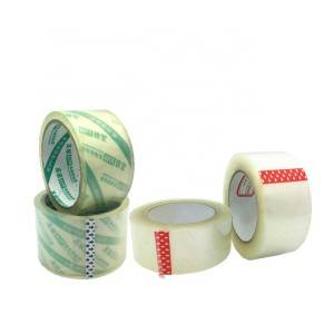 BOPP Transparent Adhesive Carton Packing Sealing Tape