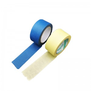 50mm width masking tape for wall decorating