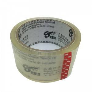 Factory Bopp box Sealing Tape