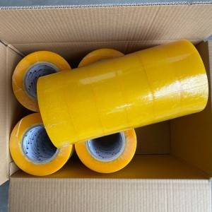 Wrapping Used of BOPP Adhesive sealing Tape