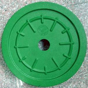 Top Plate used for sliver can
