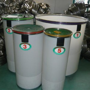 Sliver Can for Spinning Machinery