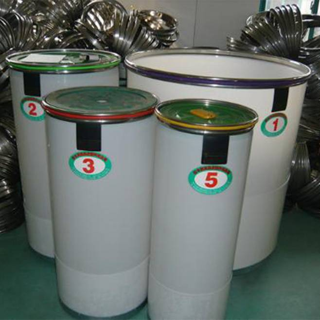 OEM manufacturer Sliver Can -