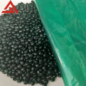 Hotsale Plastic film plastic bags Plastic Dark Green Color Masterbatch