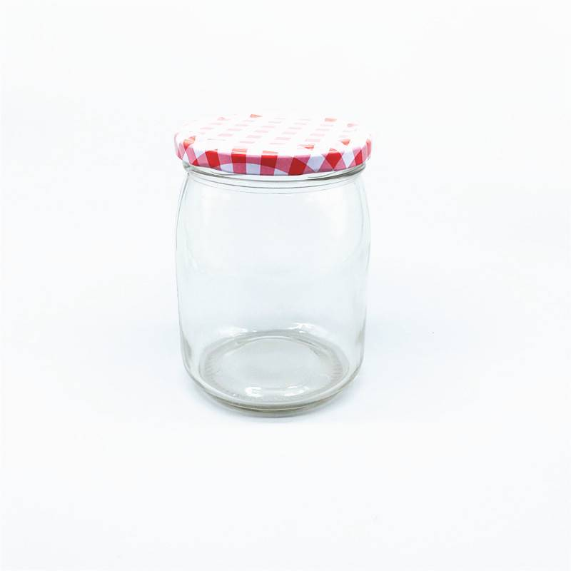 glass jar with cap Featured Image