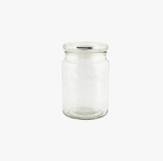 Well-designed Pudding Bottle -