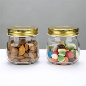 candy glass jar