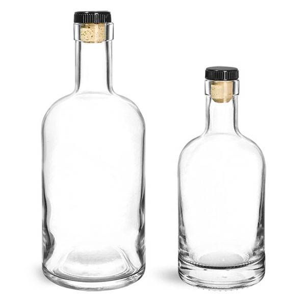 China wholesale Glass Jar With Cork -