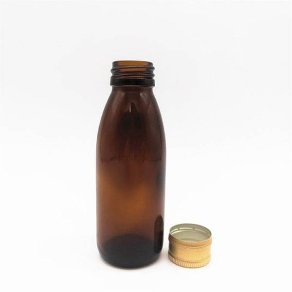 Short Lead Time for 50 Ml Perfume Glass Bottle -