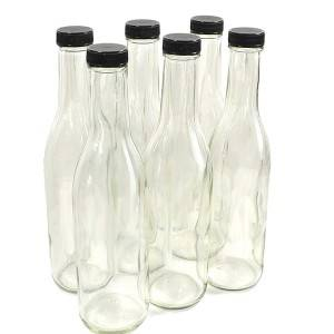 Factory For Glass Bottle For Perfume -