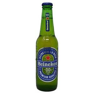 Heineken 0.0% Non-Alcoholic Beer (Alcohol Free)