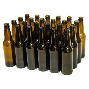 Midwest Homebrewing and Winemaking Supplies 22 oz Beer Bottles- Amber