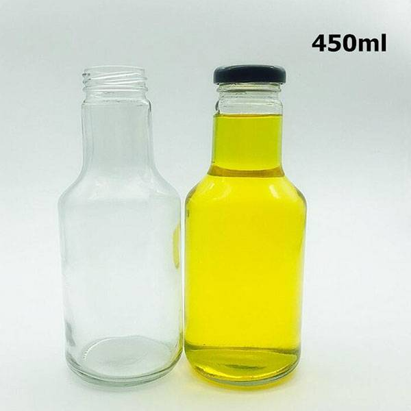 Factory Free sample Honey Glass Jar -