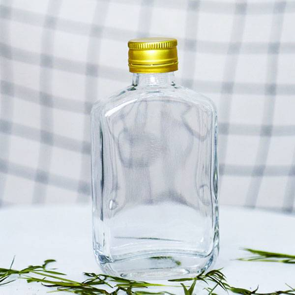 China Manufacturer for Clear Glass Bottle -