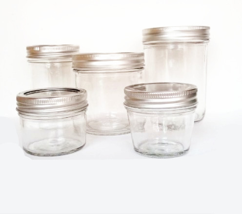 glass caviar jar with cap Featured Image