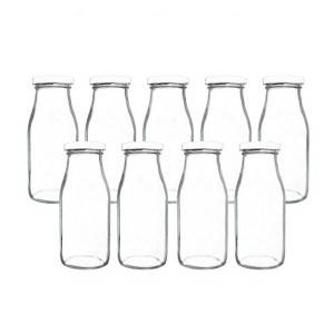 Newly ArrivalSquare Glass Beverage Bottles -