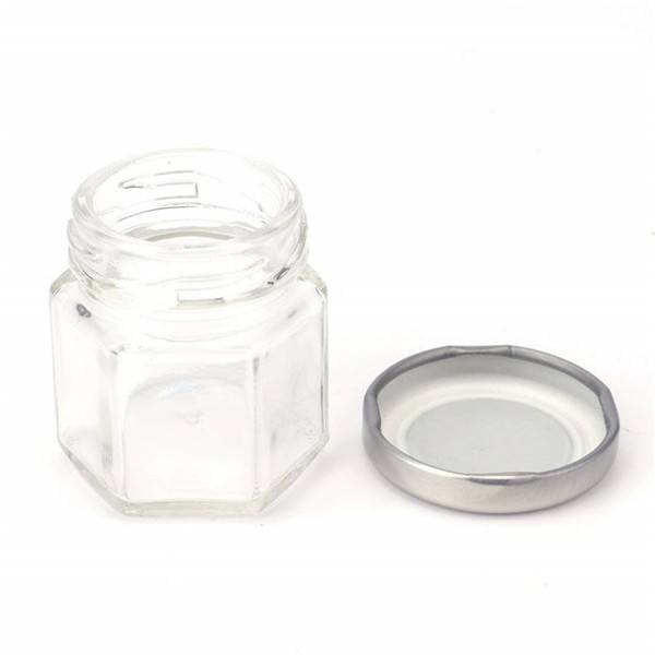 Hot Sale for Frosted Glass Candle Jar With Lid -