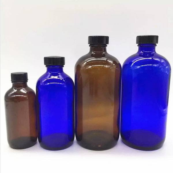 factory Outlets for Frosted Glass Beverage Bottles -