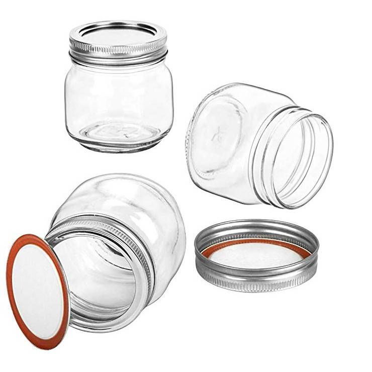 Manufacturing Companies for Glass Drinking Jar -