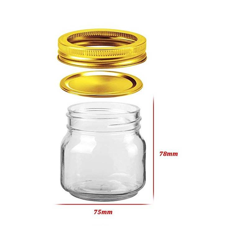 Good Quality 150ml Glass Bottle With Screw Cap -