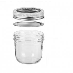 Hot-selling Child Proof Glass Jar -