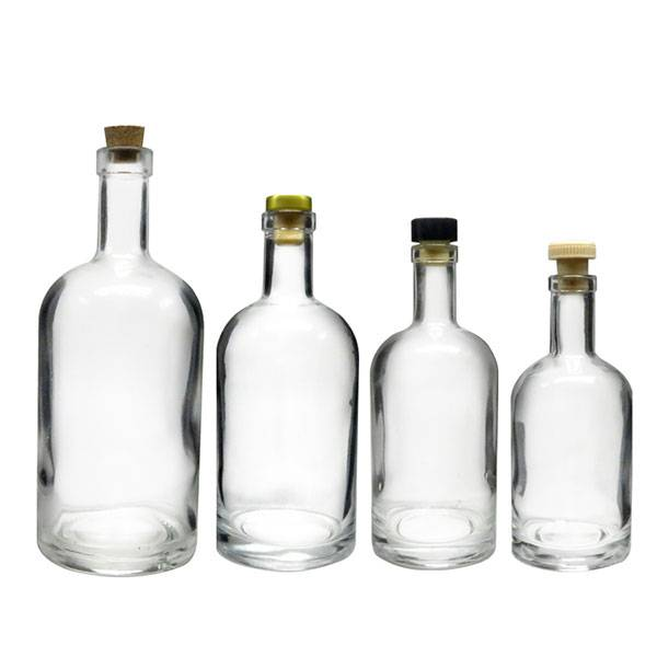 Cheapest Factory 60ml Glass Jar -